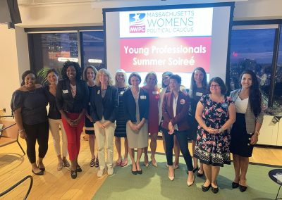 Young Professionals Summer Soirée 2019