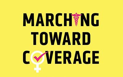 Virtual Book Talk with Rosemarie Day: Marching Toward Coverage