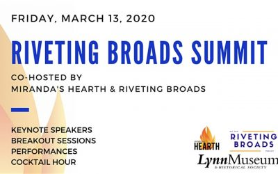Riveting Broads Summit