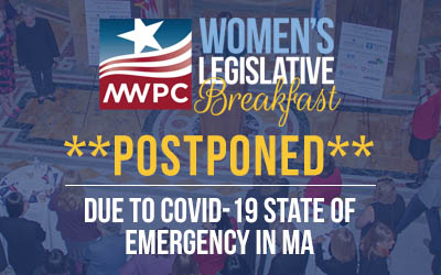**POSTPONED** 2nd Annual Women's Legislative Breakfast
