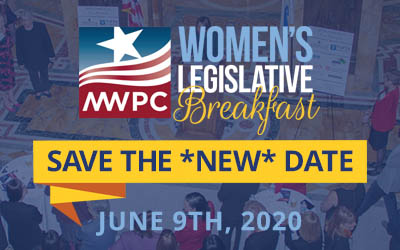 Save the *New* Date for the 2nd Annual Women's Legislative Breakfast