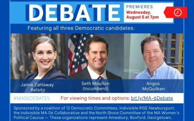 MA 6th Congressional District Democratic Debate Series: Northern Essex Debate
